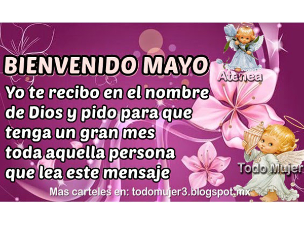 BienvenidoMayo11