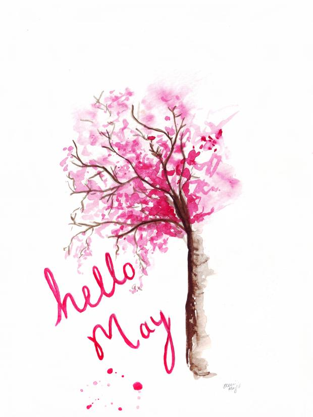 Hello_May_month