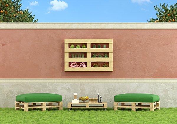 muebles-jardin-con-palets