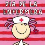 Imágenes con mensajes de Felíz Día de la Enfermera para descargar