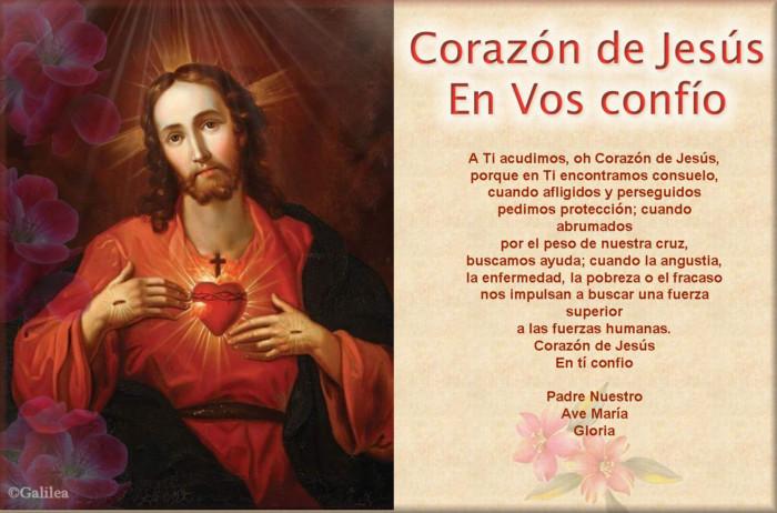 Corazó de Jesús