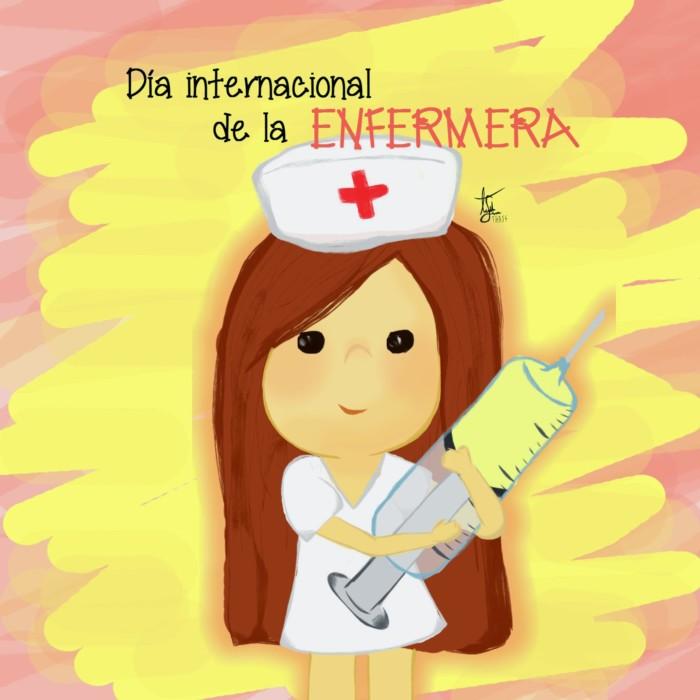 Dia enfermera