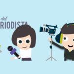 Imágenes con frases alusivas para celebrar el Día del Periodista en Argentina este 7 de junio