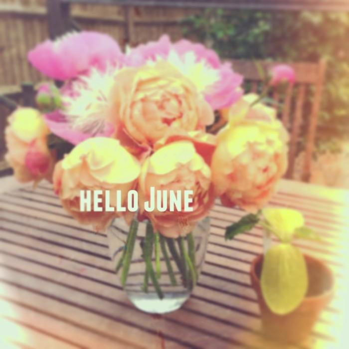 Hello June 2014