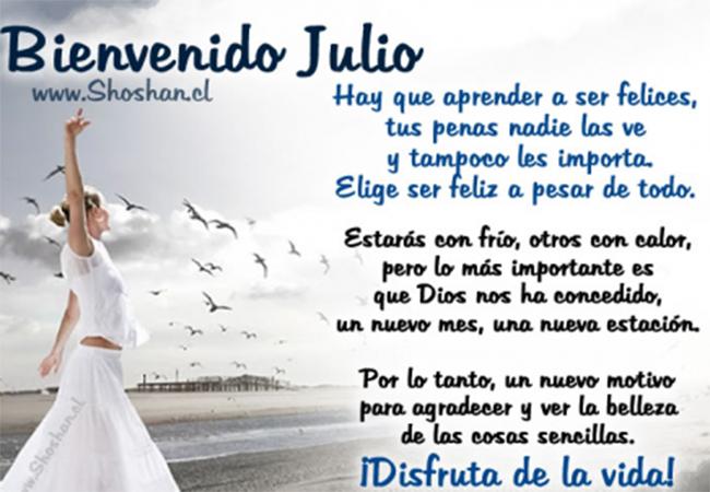 BienvenidoJulio14