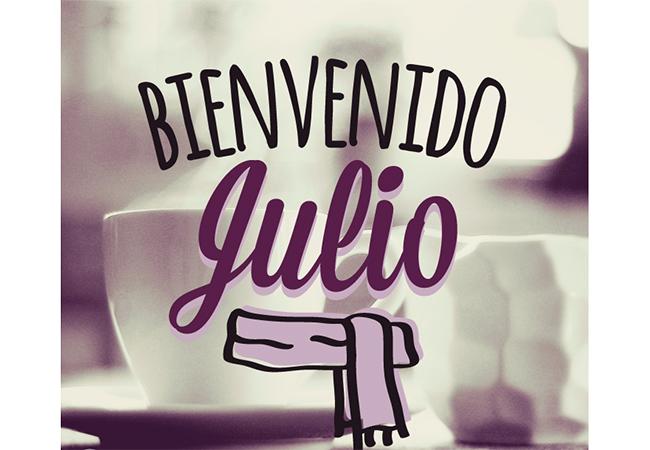 BienvenidoJulio16