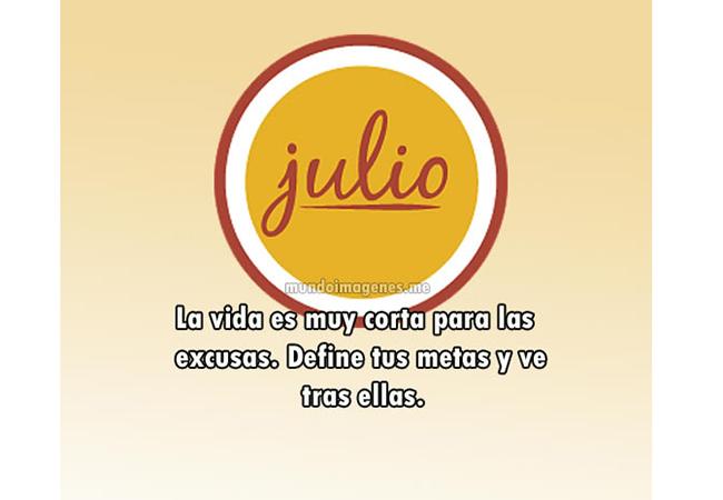 BienvenidoJulio20