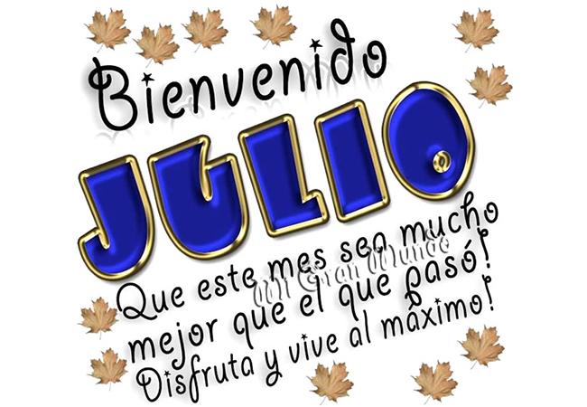 BienvenidoJulio5