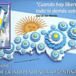 9 de julio día de la independencia: Imágenes para recordar este día
