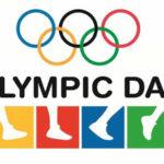 Imágenes alusivas para celebrar el día olímpico este 23 de junio