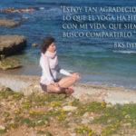 Imágenes lindas con mensajes motivadores para celebrar el día del yoga