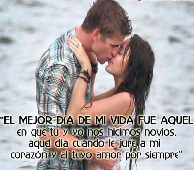 Imagenes Con Frases De Amor Para Dedicar A Mi Novio O Pareja