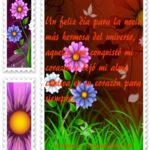 Imágenes lindas con bonitos mensajes de buenos días