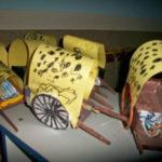 Manualidades geniales para niños en el Día del Bicentenario de la Independencia