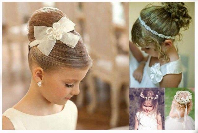 Peinados Para Ninas Con Recogidos Y Trenzas Sencillas Imagenes Para