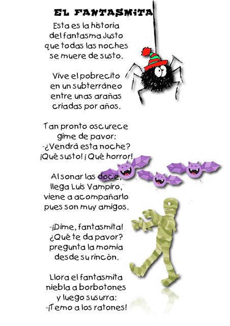 poesia fantasma