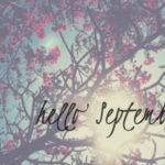 Imágenes para recibir el mes de Septiembre 2016