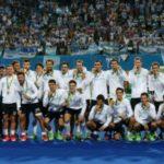 Imágenes de Los Leones Campeones olímpicos Rio de Janeiro 2016