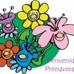 Hermosas imágenes con mensajes de Bienvenida Primavera para descargar