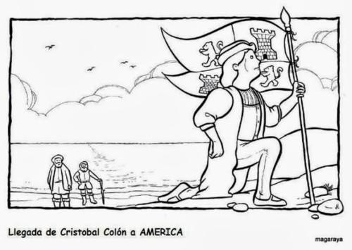 Imágenes Conmemorativas Del Día De La Raza 12 De Octubre