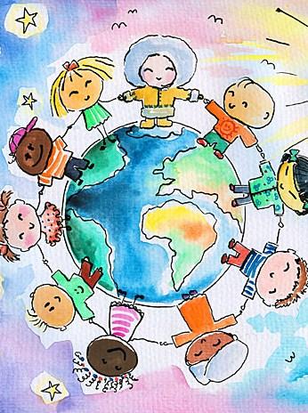 imagenes-del-dia-de-la-raza-para-ninos