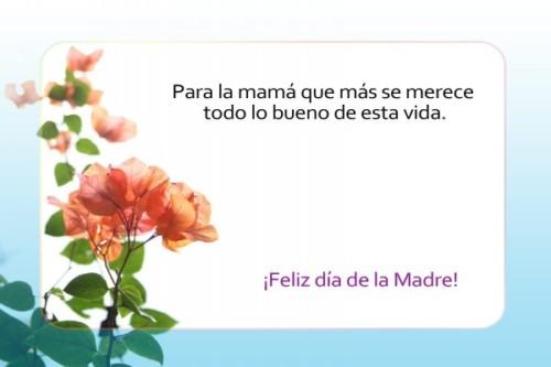 Mensajes Bonitos Y Palabras Tiernas Para Dedicar A Mi Mama