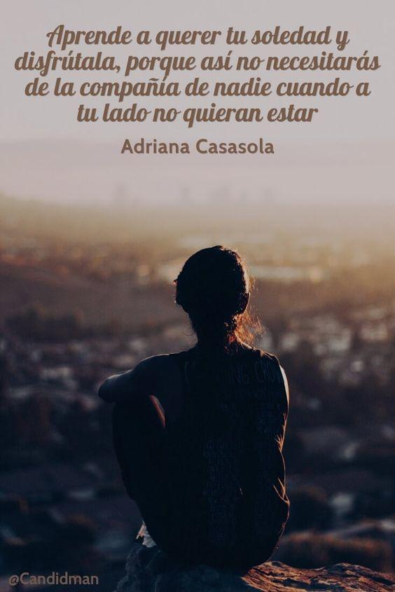 Frases E Imágenes Sobre La Soledad Y La Tristeza