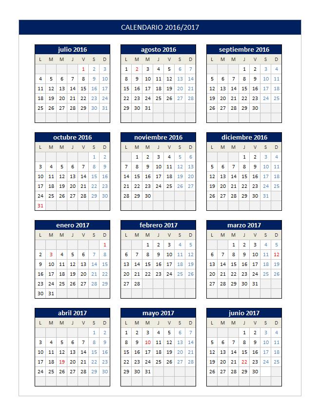 calendario-2016-2017