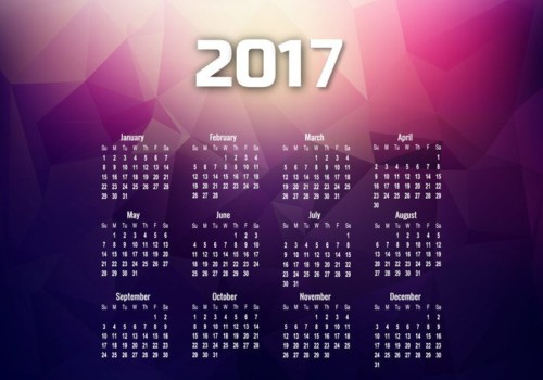 vector-year-2017-calendar-with-months-and-dates