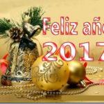 Tarjetas de Feliz Año Nuevo 2017 para descargar y dedicar