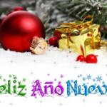 Tarjetas de Feliz Año Nuevo 2019 para descargar y dedicar