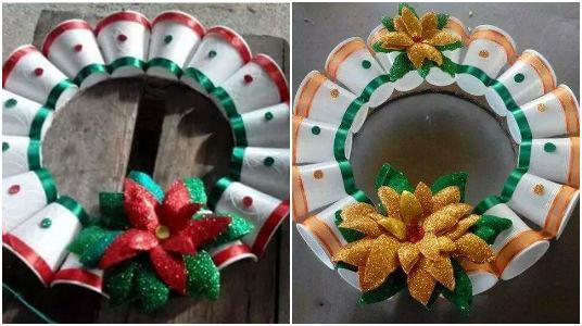 corona-vasos-navidad