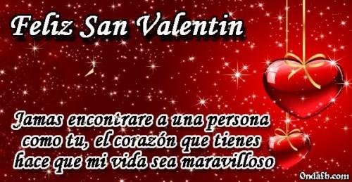 Imágenes Para San Valentin Con Frases De Amor Románticas