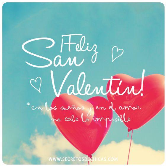 Schön Lo Imposible No Tiene Posibilidad En Los Sueños Ni En El Amoru2026 Feliz Día De  San Valentin