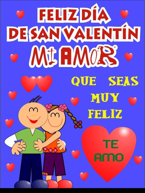 Mi Amor Por Vos Es Muy Grande Que Para Celebrar San Valentin Queda Muy  Chicou2026 Gracias Por Hacerme Muy Feliz