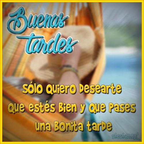 Imágenes Con Frases De Buenas Tardes Románticas