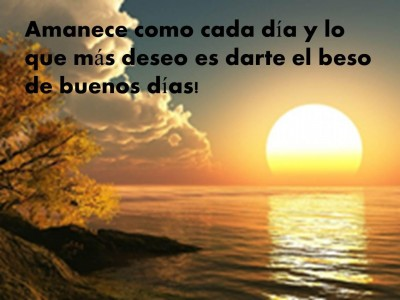 Imágenes De Buenos Dias Con Frases Románticas