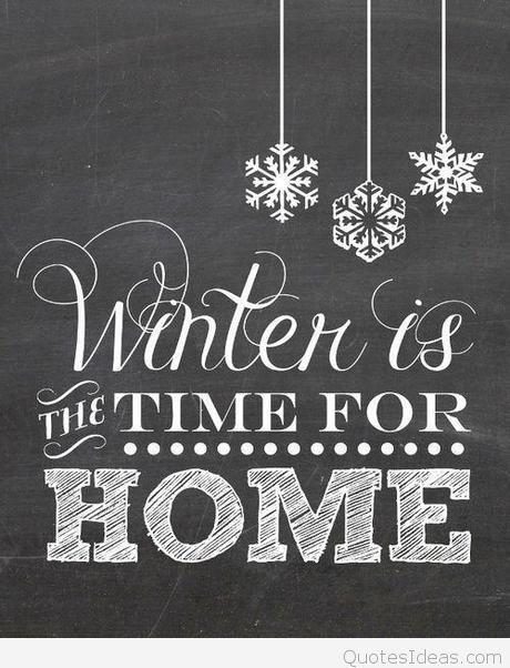 im genes con frases para celebrar el inicio del invierno. Black Bedroom Furniture Sets. Home Design Ideas