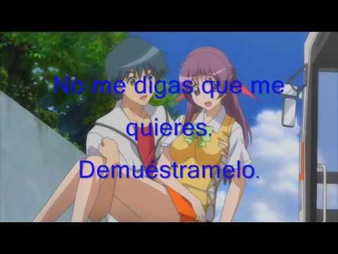 Imagenes Anime Con Hermosas Frases De Amor Y Desamor