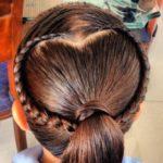 Peinados de niña – Fáciles de hacer – 50 Imágenes y pasos