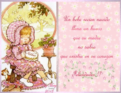 Imágenes Con Frases Y Felicitaciones Para El Nacimiento De