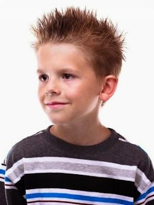 Cortes de cabello para nino pelo liso