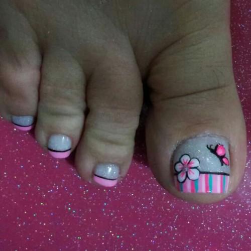 Imágenes de uñas decoradas – Diseños para manos y pies