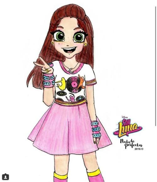 Imágenes De Soy Luna Actores Personajes Canciones Y Dibujos